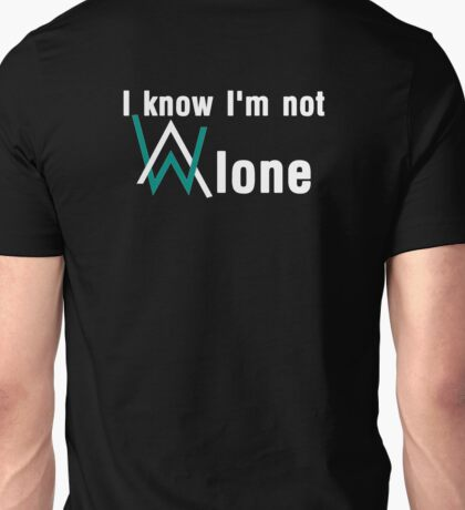 alone - alan walker Unisex T-Shirt