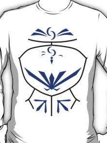 Saber's Chest Plate T-Shirt