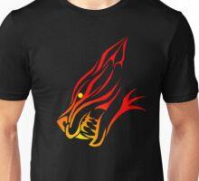 Tribal Firecat  Unisex T-Shirt