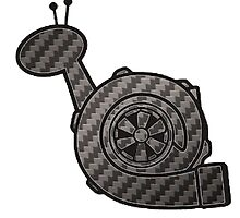 Carbon Fibre Turbo Snail by fadouli