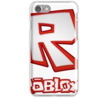 Roblox Logo T-Shirt iPhone Case/Skin