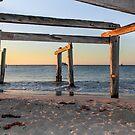 Sunset Hamlin Bay..West Australia by Fizzgig7