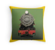 WAGR V Class Locomotive 1213 Throw Pillow
