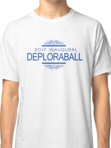 President Trump 2017 Inaugural DeploraBall Classic T-Shirt