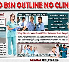 RN To BSN Outline No Clinical by ourntobsn
