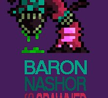 Baron Nashor - League of Legends by Geeksetas