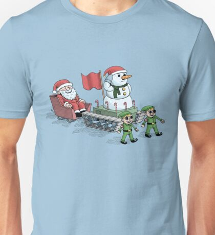 Santa's Army is ready T-Shirt