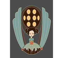 Bioshock little sister cool design Photographic Print
