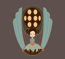 Bioshock little sister cool design Unisex T-Shirt