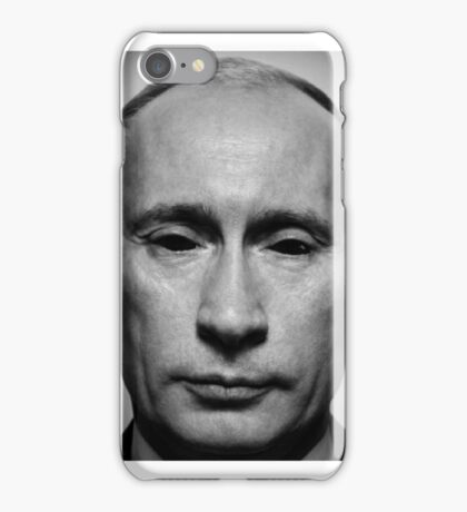 Satanic Putin iPhone Case/Skin