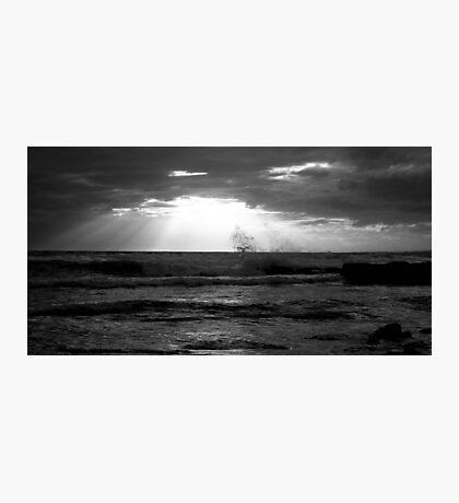 Sunset at Cape Woollamai Photographic Print