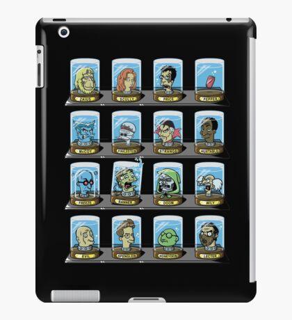 Doctorama 2.0 iPad Case/Skin