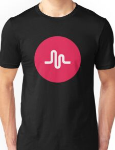 Musical.ly Logo Unisex T-Shirt