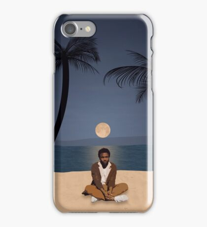 Late Night In KAUAI iPhone Case/Skin