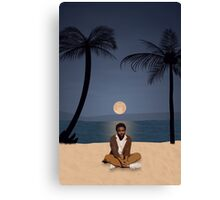 Late Night In KAUAI Canvas Print
