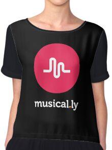 Musical.ly Chiffon Top