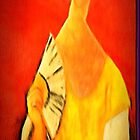 I HAVE DREAMED A MODIGLIANI...PHOTOMONTAGE by anaisanais