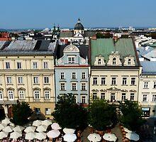 Medieval Square by davidandmandy