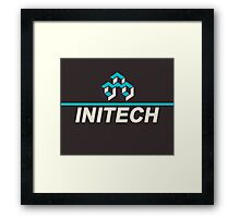 Initech Corporation Framed Print