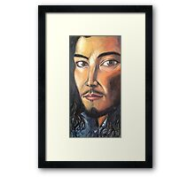 """He is…"" Framed Print"