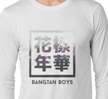 """BTS - """"Most Beautiful Moment in Life"""" Long Sleeve T-Shirt"""