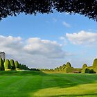 The Gardens Of Chirk Castle by relayer51