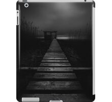 On the wrong side of the lake 4 iPad Case/Skin