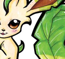 Leafeon Sticker