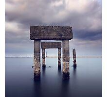 Ukrainian stonehenge Photographic Print