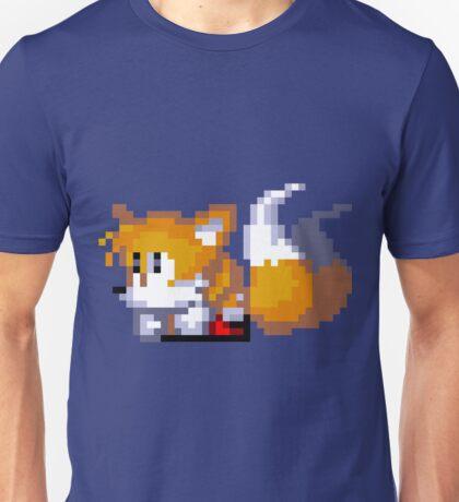 Shy Tails Sprite Unisex T-Shirt