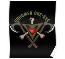 Tee   Gruumsh Poster