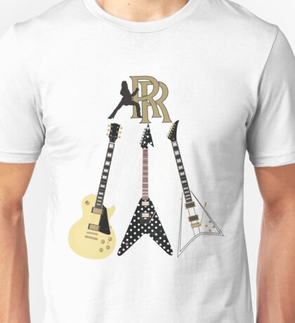Randy Rhoads Collection Unisex T-Shirt