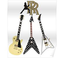 Randy Rhoads Collection Poster