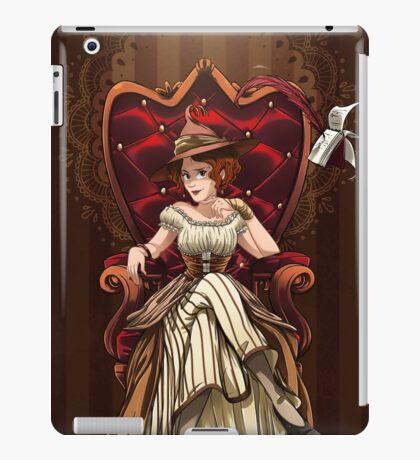 Mrs Keeper iPad Case/Skin