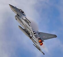 Eurofighter Typhoon (D-Day Stripes) by © Steve H Clark Photography