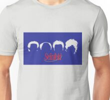 Seinfeld silhouettes  Unisex T-Shirt