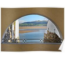 Another Arch View From PortMeirion Poster