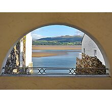 Another Arch View From PortMeirion Photographic Print