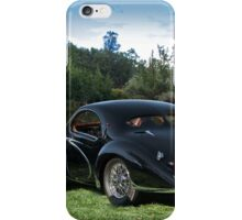 1938 Talbot-Lago T150 C Speciale Tear Drop Coupe I iPhone Case/Skin