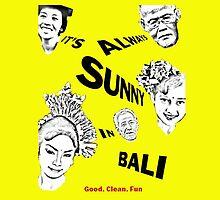 It´s always sunny in Bali by fuka-eri