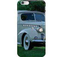 1940 Packard Super 8 160 Convertible Coupe iPhone Case/Skin