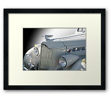 1940 Packard Super 8 160 Convertible Coupe Framed Print