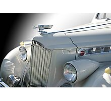 1940 Packard Super 8 160 Convertible Coupe Photographic Print
