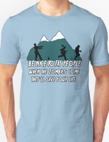 Funny Zombie Unisex T-Shirt