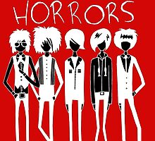 The horrors (white) by Lucky Strike