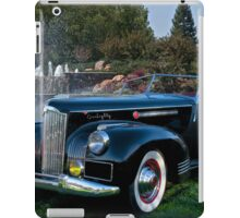 1941 Packard Darrin Model 180 I iPad Case/Skin