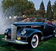1941 Packard Darrin Model 180 I by DaveKoontz
