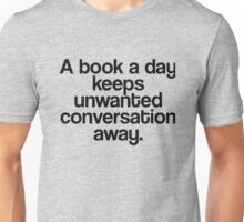A book a day funny Unisex T-Shirt