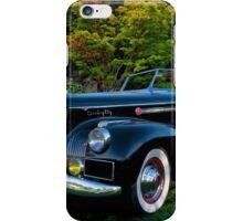 1941 Packard Darrin Model I80 II iPhone Case/Skin