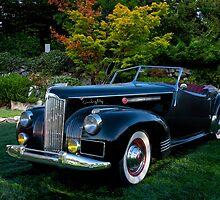 1941 Packard Darrin Model I80 II by DaveKoontz